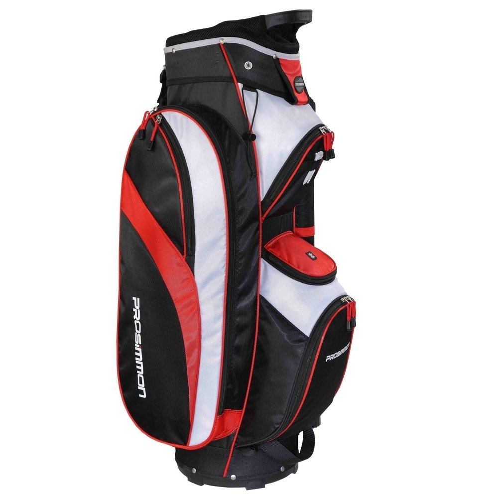 Amazon.com: PROSiMMON Tour 14 Way Cart Bolsa de golf ...