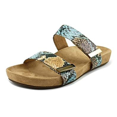 82358a62cead Vionic Womens 341 Grace Jura Blue Snake Leather Sandals 5 UK  Amazon.co.uk   Shoes   Bags