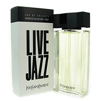 Jazz Spray For Edt laurent 3 Men Yves 3 100ml By Live St wnOm8vN0