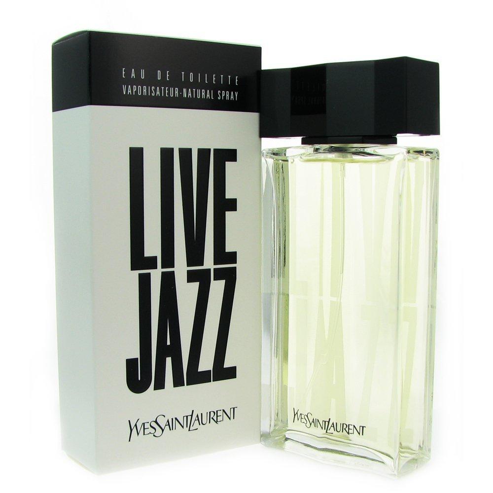 Live Jazz for Men by Yves St.Laurent 3.3 100ml EDT Spray