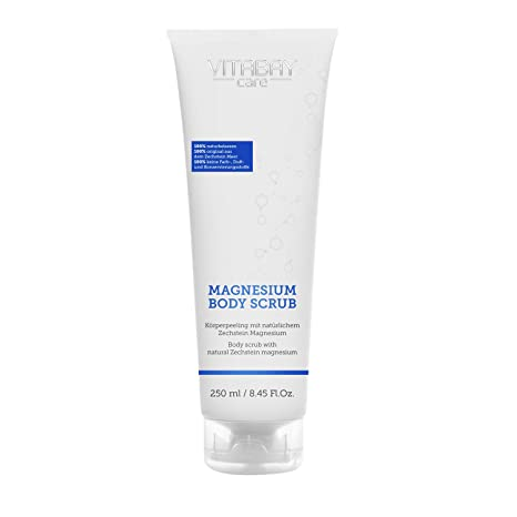 Magnesium Body Scrub - Exfoliante Corporal con Magnesio Natural (250 ml)