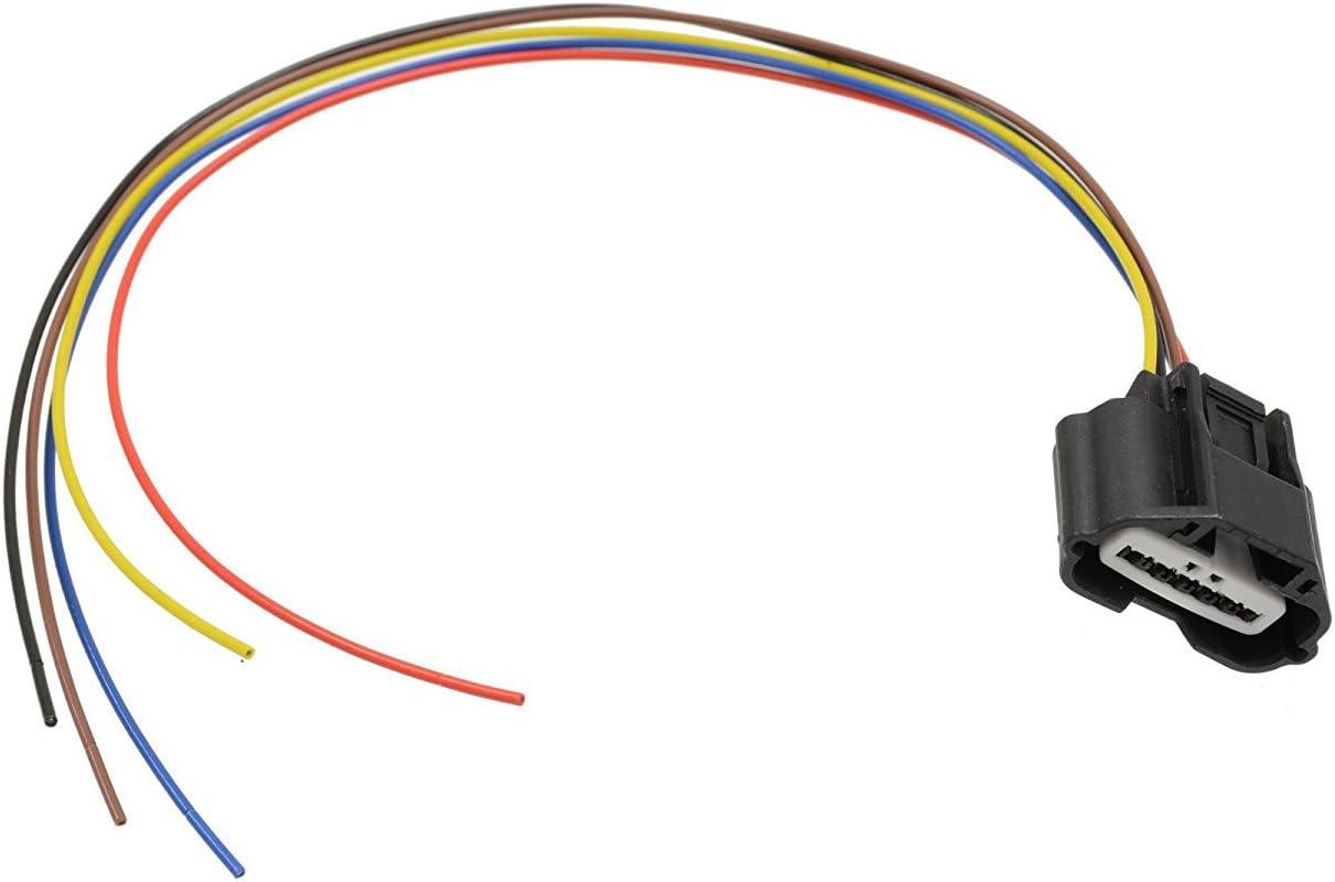 Amazon.com: Michigan Motorsports 5 Wire MAF Mass Air Flow Connector Fits  Nissan Infiniti Vq35 10
