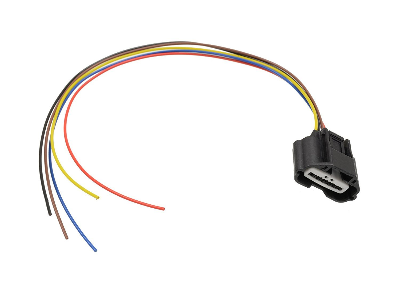"Amazon.com: Michigan Motorsports 5 Wire Nissan MAF Mass Air Flow Connector  Infiniti Vq35 10"" Harness: Automotive"