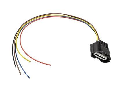 Amazon.com: Michigan Motorsports 5 Wire Nissan MAF M Air Flow ... on nissan brake adjuster, nissan engine air filter, nissan sentra engine, nissan engine torque specs, nissan steering angle sensor, nissan altima wiring diagram pdf, nissan timing belt tensioner, nissan abs module, nissan headlight, nissan knock sensor, nissan fan shroud, nissan tpms sensor, nissan grille, nissan engine speed sensor, nissan engine parts diagram, vg30dett wire harness, nissan xterra engine, nissan fuse, nissan wheel, nissan timing chain,