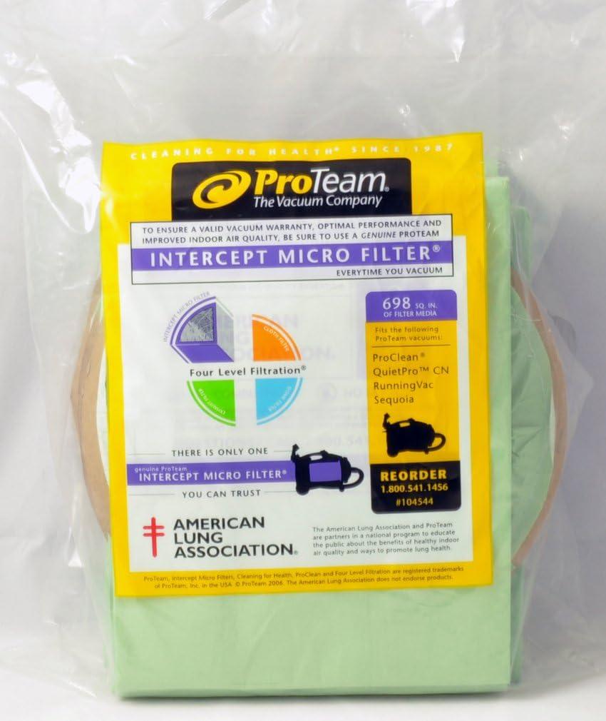 ProTeam ProClean Vacuum Bags