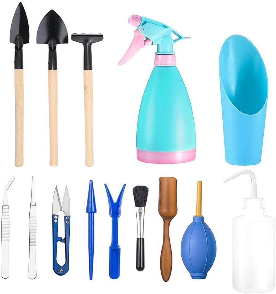 14 piezas/set de herramientas para plantas suculentas, mini ...
