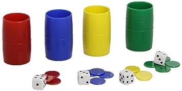 Accesorios Cayro 4 0741 JugadoresMiscelanea0741 Caja Parchís rtsohdQCxB