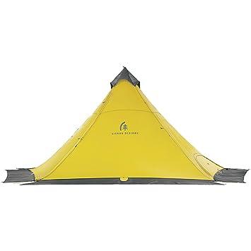 Sierra Designs Mountain Guide Tarp Tent Sierra Designs Tan / Sierra Designs Yellow 4 Person  sc 1 st  Amazon.com & Amazon.com : Sierra Designs Mountain Guide Tarp Tent Sierra ...
