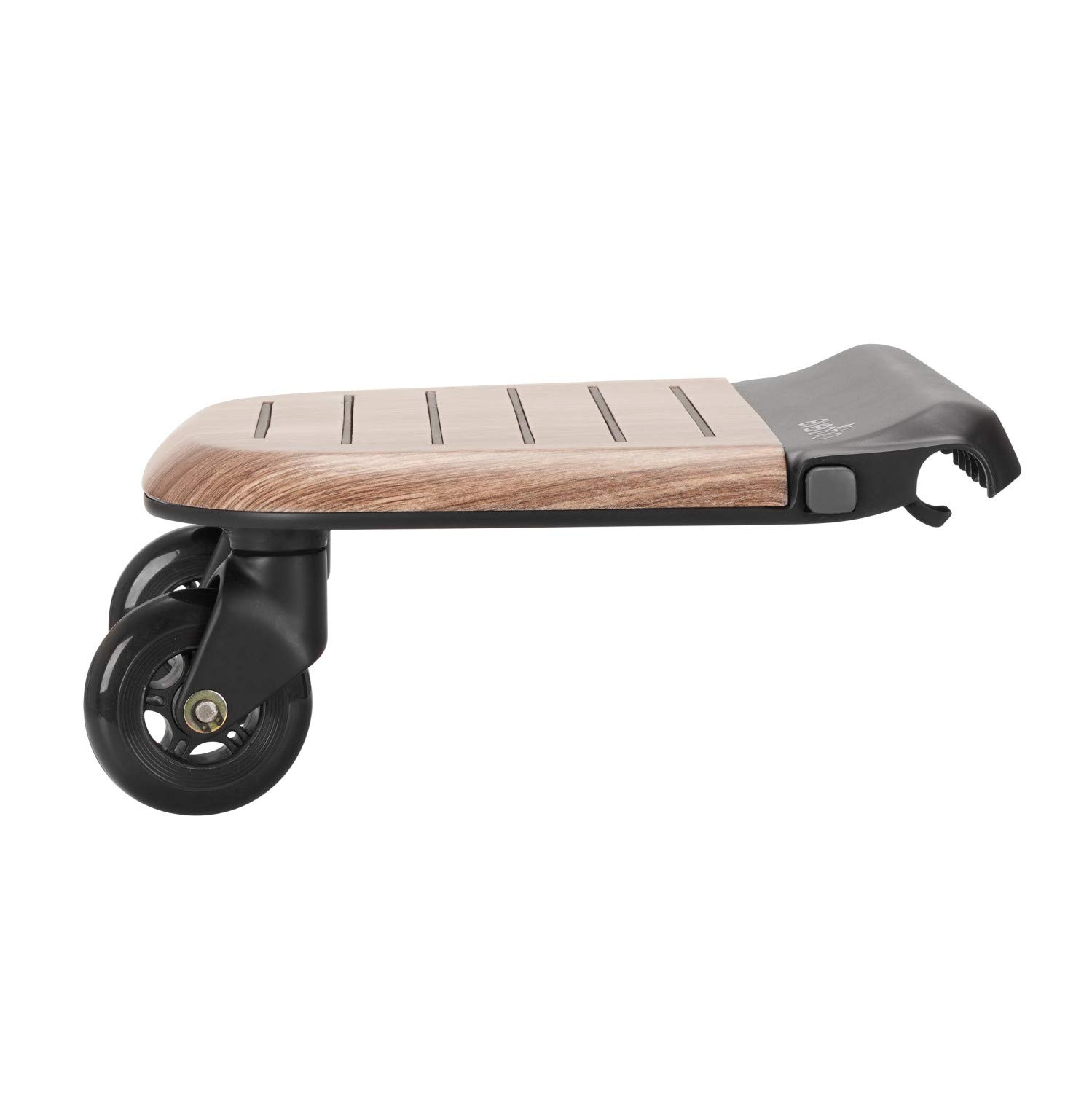 Evenflo Stroller Rider Board, Convenient Riding Options, Non-Skid Surface, Smooth-Ride Wheels, Easy to Use, Holds up to 50 Pounds, No Additional Parts Needed