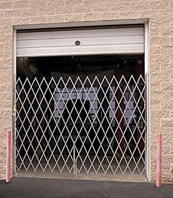 Amazon.com: Beacon Galvanized Heavy Duty Steel Folding Gate; Gate ...