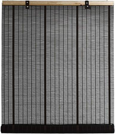 LXLA Rodillo Exterior Persianas/Cortinas de Cortina - Gazebo para Patio al Aire Libre Pérgola Porche Carport Toldo Enrollable para solárium, 100 cm / 120 cm / 130 cm / 140: Amazon.es: Hogar