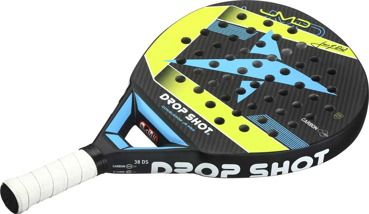 Drop Shot - Raqueta de pádel | Conqueror 5.0 Junior Pro: Amazon.es ...