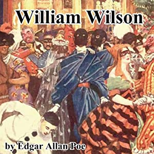 William Wilson Audiobook