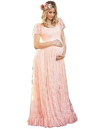 Amazon maternity maxi dress