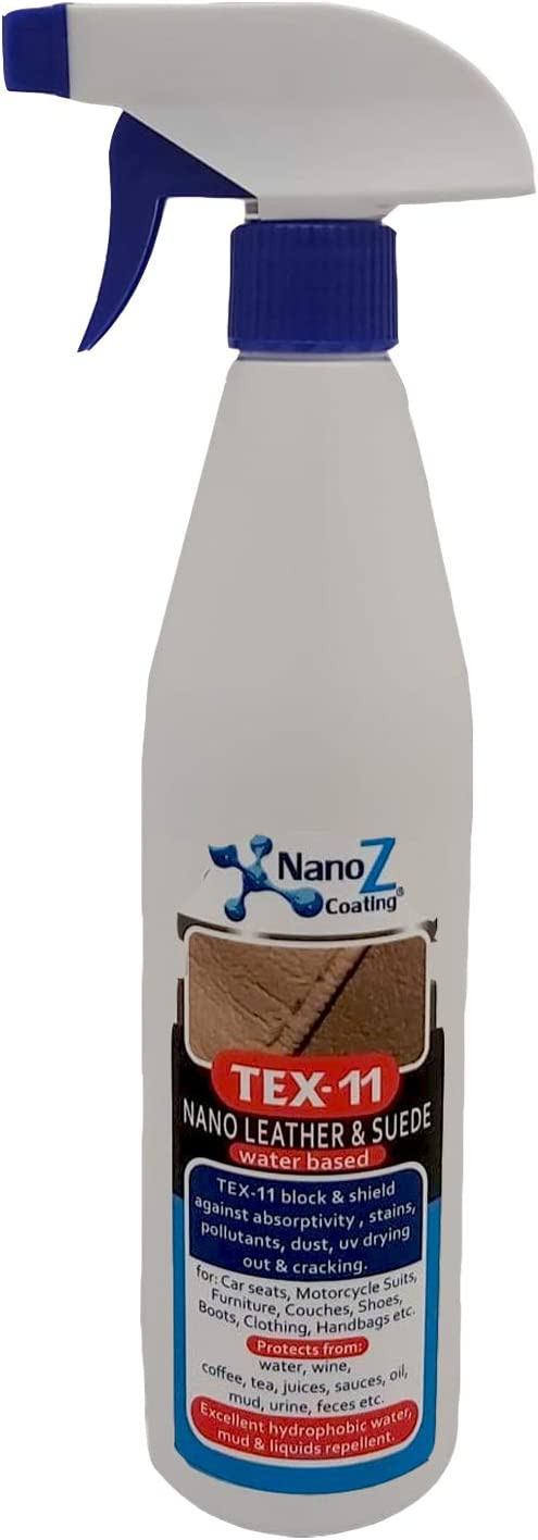 Nano Leather and Suede Protection San Diego Mall Cheap Environmentally Friendly Water