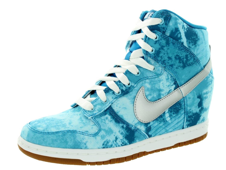 promo code 69012 4f2b7 where can i buy amazon nike womens dunk sky hi print casual shoe fashion  sneakers f93cb