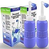 TONELIFE 2PCS Portable Bidet Sprayer-Travel Bidet
