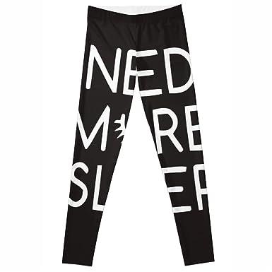 120a82da60586 candice elsa Leggings Women Workout Elastic Fitness Word Printed Pants  zjl032 (S-XL(