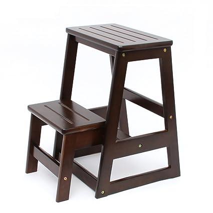 Scaletta in legno massello Scaletta per bambini Scaletta per bambini ...