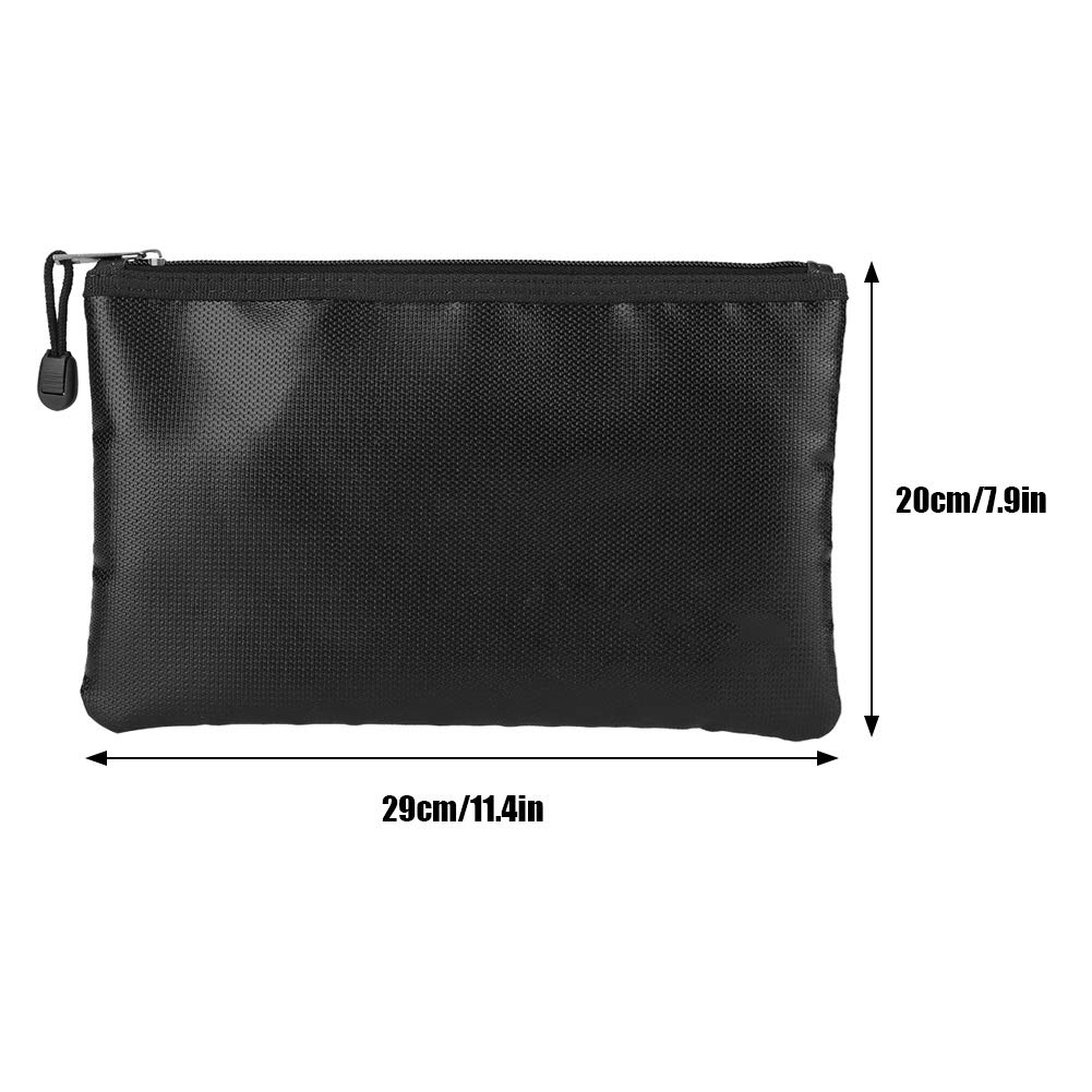 Fireproof Document Bags,Haofy Document Bag Briefcase Fire ...