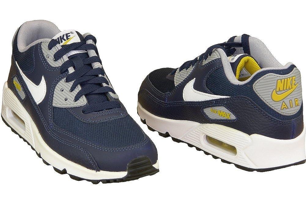 Nike Unisex Kids Air Max 90 Gs 307793 417 Low Top Sneakers