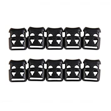 10pcs Shoe Lace Shoelace Buckle Rope Clamp Cord Lock Stopper Running Supplies SR