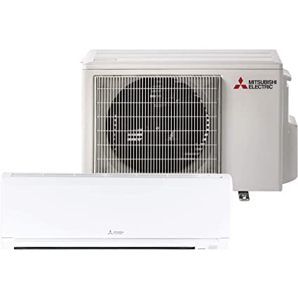 Amazon com: Mitsubishi 12,000 Btu 23 1 Seer Single Zone