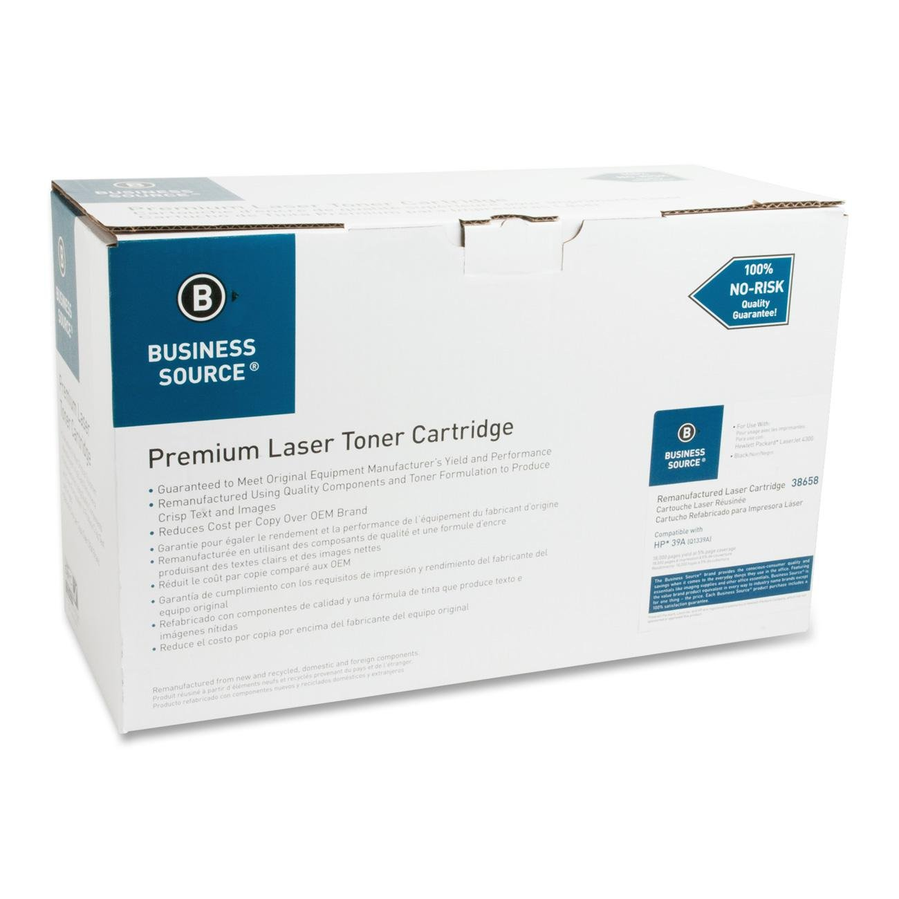 Amazon.com: Quality Product By Business Source - Laser Toner ...