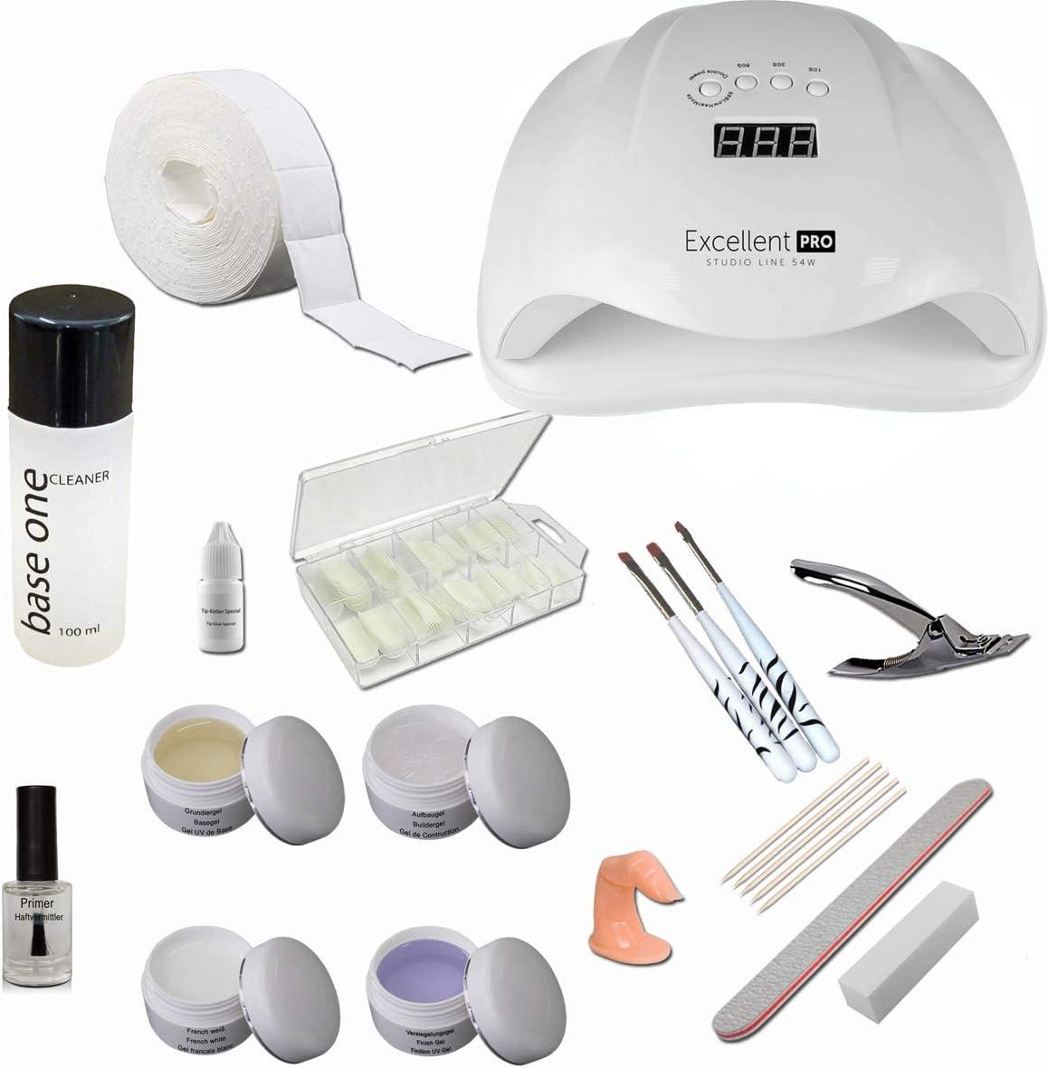 Kit Starter Set para centros de Belleza - Kit de manicura – Kit de introducción para centros de Belleza