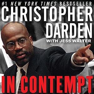 In Contempt Audiobook