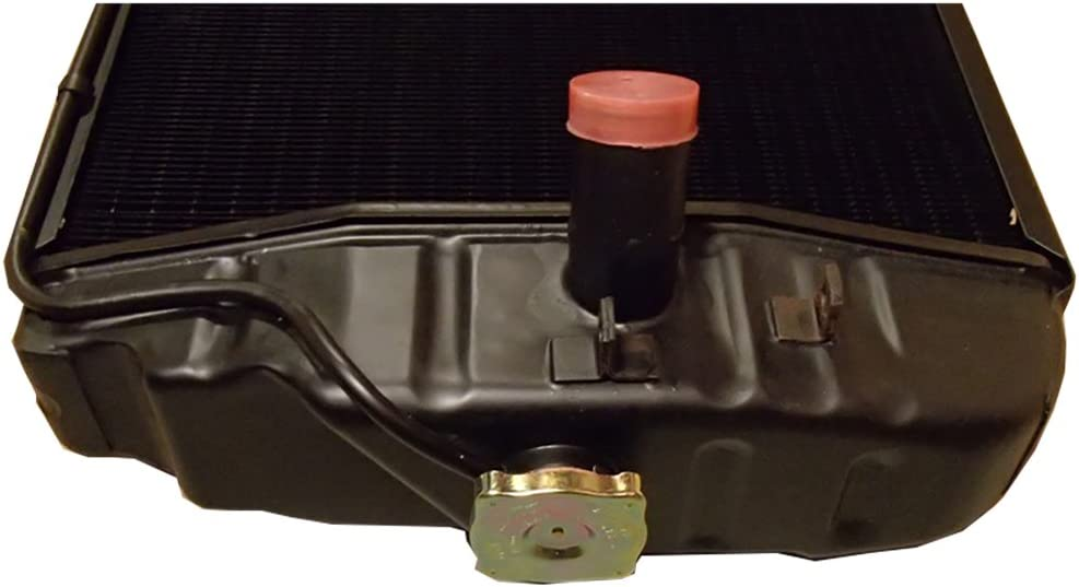 186732M91 Radiator For Massey Ferguson TEA20 TE20 TO20 TO30 TO35 Gas 35 202 MF