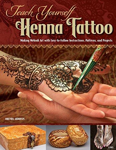 Teach Yourself Henna Tattoo Follow ebook
