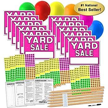 Amazon Com Moving Sale Sign Garden Amp Outdoor