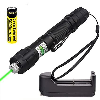 Hasy How High Power Green Light Point Flashlight With Star Cap
