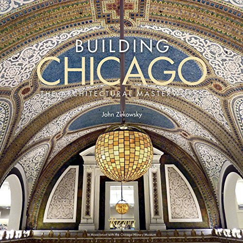 """Building Chicago presents the best of this country's first city of architecture. Colloquially known as America's """"second city,"""" Chicago is widely regarded as this country's crown jewel when it comes to architecture. The roster of masters who have hel..."""
