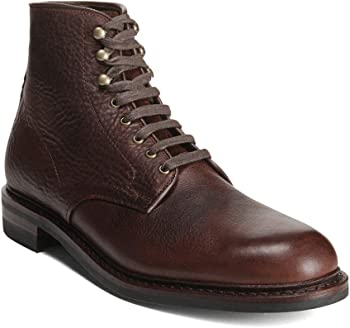 Allen Edmonds Higgins Mill Boot with Tumbled Leather