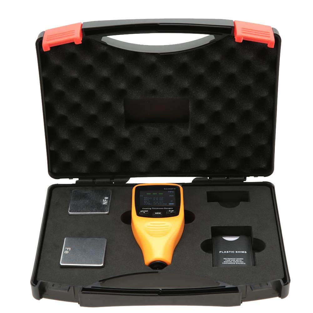 Wocume Thickness Gauge Tester for Mini Painting Coating Car Body
