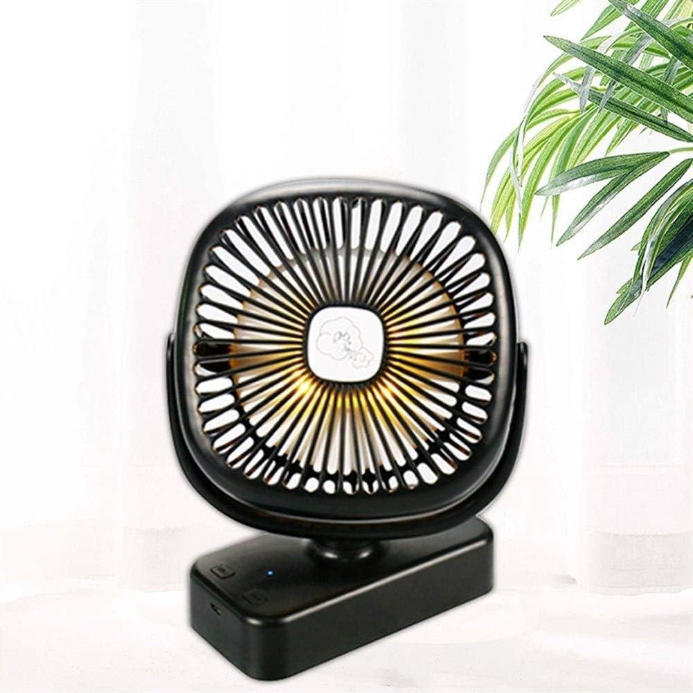 Fan Outdoor Tent Fan USB Charging Field Camping Hook Night Light Fan Mini Portable Cooling Fan