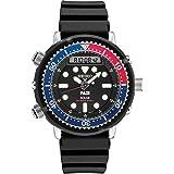 """Relógio de mergulho Seiko Prospex – Solar """"Tuna"""" PADI Analógico/Digital"""
