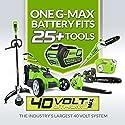GreenWorks 25302 G-MAX 40V