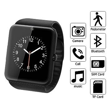 PCJOB GT08 - Reloj Inteligente con Bluetooth para Samsung Galaxy ...