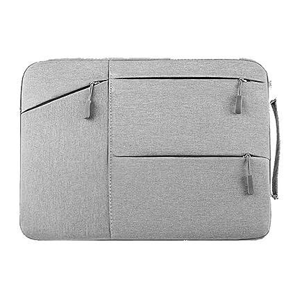 maletín para Ordenador portátil Laptop Business Maletín Messenger Tote Bag Casual Bolso para computadora portátil Tablet
