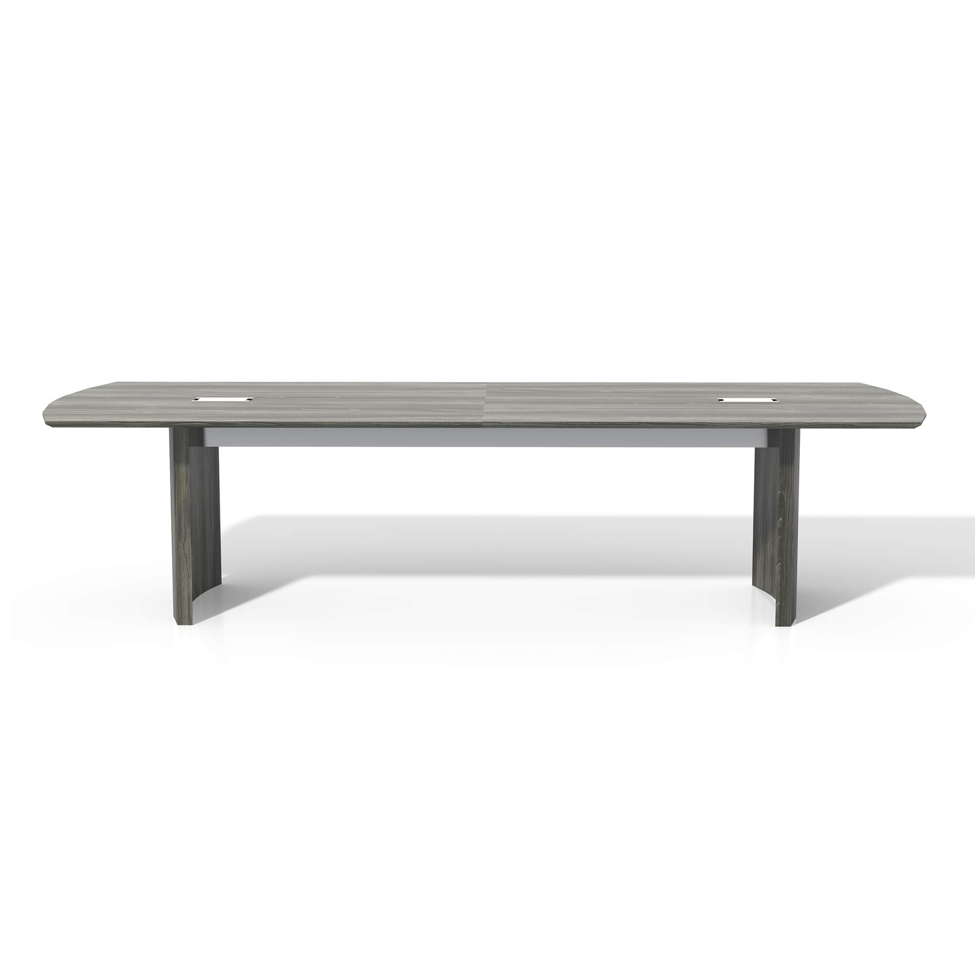 Safco Products MNC10LGS Medina Table 10' Gray Steel by Safco Products (Image #2)