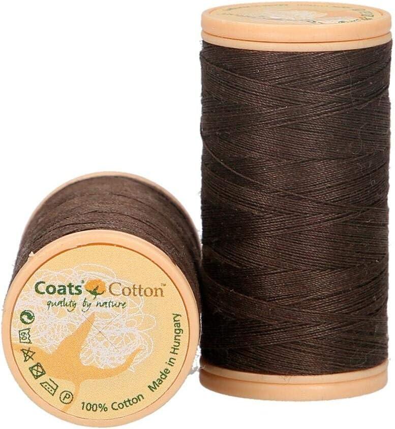 2,5cm x 2,5cm x 2,5cm Filo da Cucito 1122 MEZ Cotton St/ärke 50 100 m 100/% Cotone 100/% Cotone