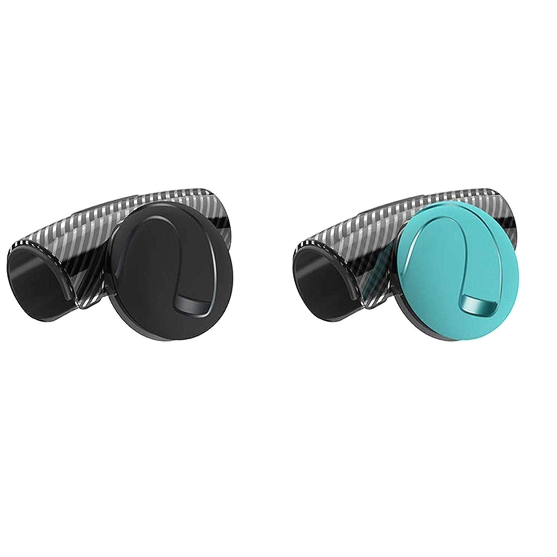 LIUSHUI New Car Steering Wheel Knob Wheel Spinner Power Handle Grip Ball Rubber