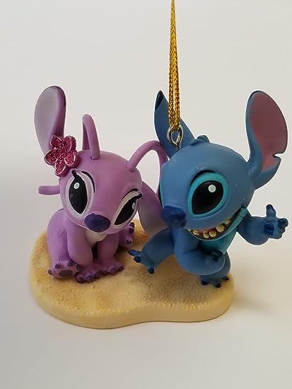 Amazon.com: Disney Lilo And Stitch - Figura decorativa de ...
