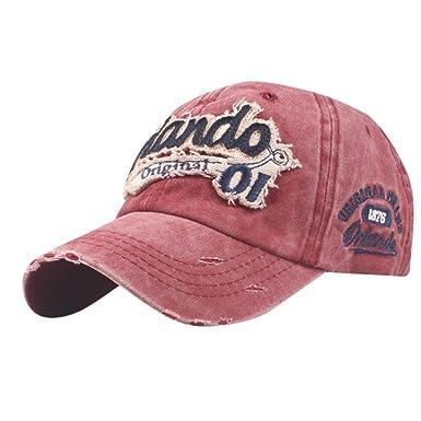 SamMoSon, 2019 Gorras Beisbol, Gorra para Hombre Mujer Sombreros ...
