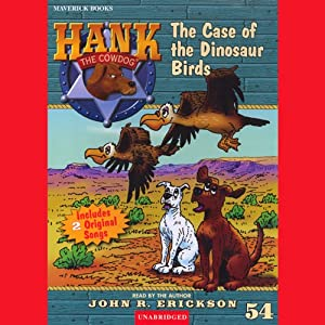 The Case of the Dinosaur Birds Audiobook