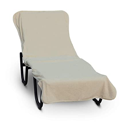 Amazon.com: Lujosa toalla de hotel y spa para silla de ...