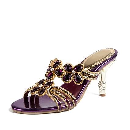 Zapatos de mujer Sandalias de moda Primavera Verano Sandalias de ...